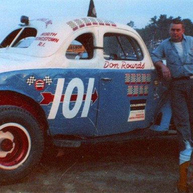 Lebanon Valley 1962  Don Rounds  'Lou Kelly photo