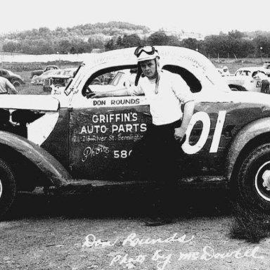 Stateline Speedway 1957