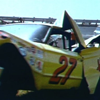 Jr.'s 1964 Darlington crash
