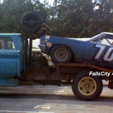 #70 McDuffle '69 Maryville