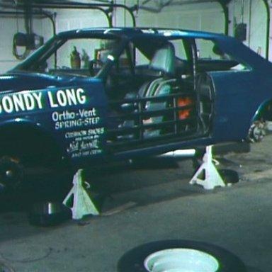 Ned Jarrett's  Ford