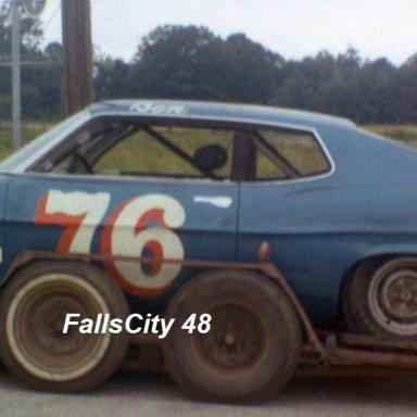#76 Ben Arnold '69 Maryville