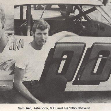 Sam Ard 1974