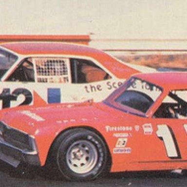 12-Tommy Ellis/16-Butch Lindley