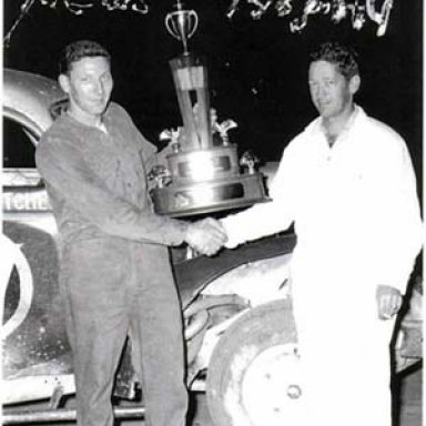 Paul Doig 1956 RoC Qualifier Winner