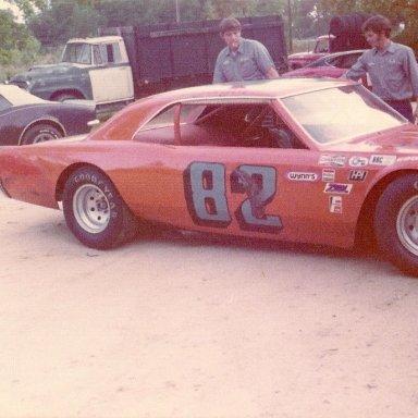 Sam Ard's #82