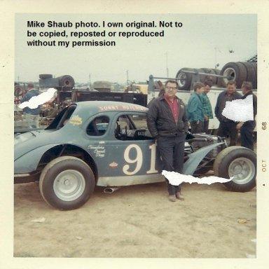 #91 Sonny Hutchins @ Nazareth Speedway