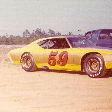#59 at Myrtle Beach Speedway