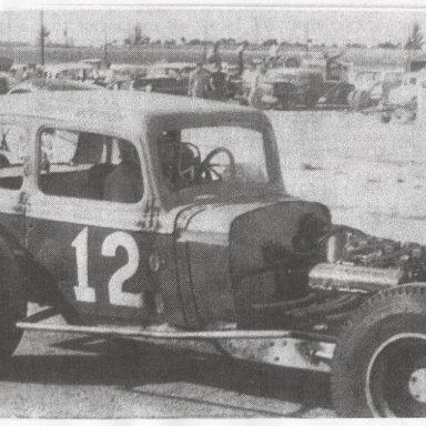 Bobby Allison, cutdown sedan