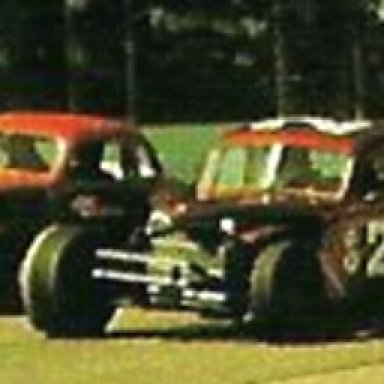 Sonny Hutchins & Ray Hendrick at Martinsville
