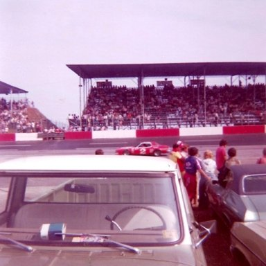 1976 Southern 500 Driver Introductions - Bobby Allison(2)