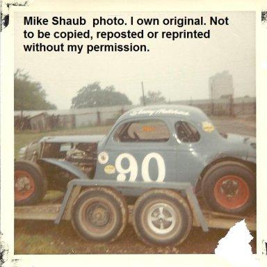 #90 Sonny Hutchins @ Nazareth, Pa.