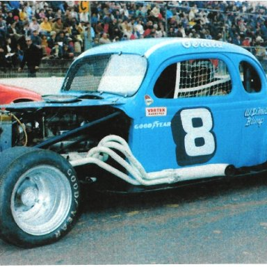 Gerald Compton at Martinsville
