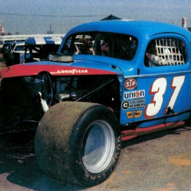 #37 Coupe at Martinsville, Phillip Smith or Puddin Swisher?