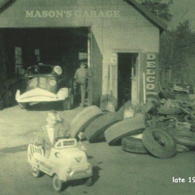 Mason's Garage