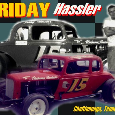 Friday Hassler Mod Special coupe