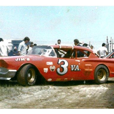 Jimmy Scott 58 Chevy, Scott Family photo