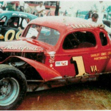 Lennie Pond  #1va coupe, John Grady photo