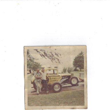 dads race car