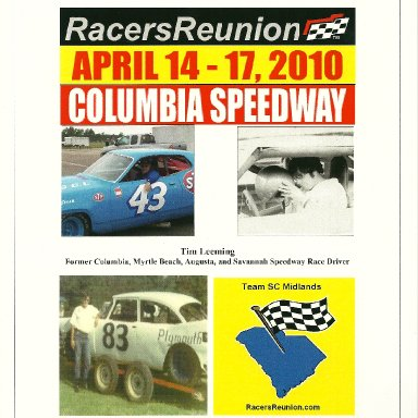 Racers Reunion continues to expand