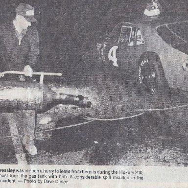 1977 Hickory 200
