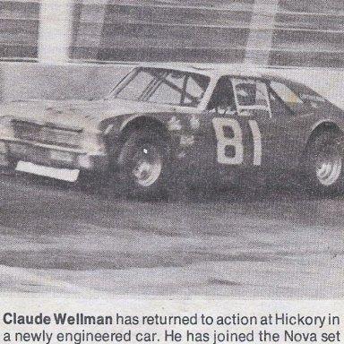 Claude Wellman