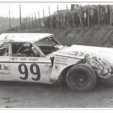 Hillsborough 3/65 wreck