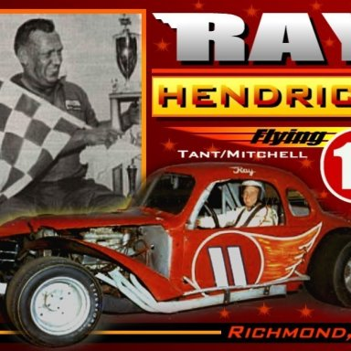 Ray Hendrick photo comp by David Bentley