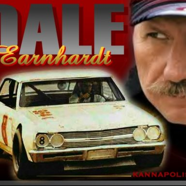 Dale Earnhardt photo comp by David Bentley