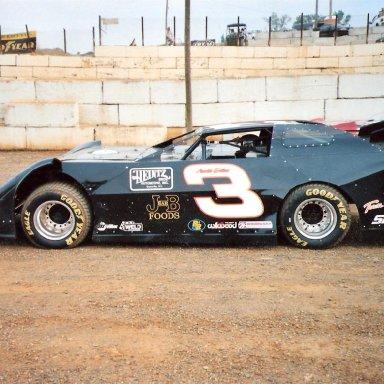 Richard Childress Nephew Austin Dillion & Volunteer Speedway