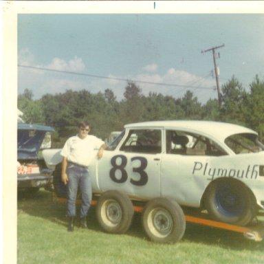 Tim Leeming w/ Car 83