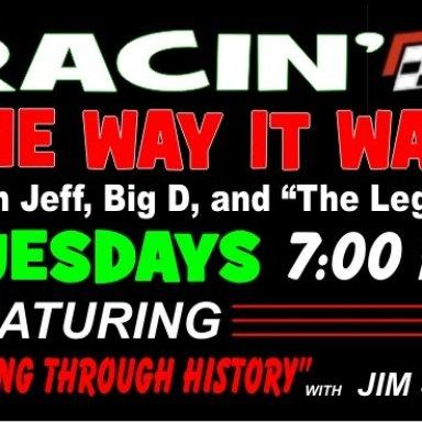 Jeff, Big D, and The Legend Radio Flyer