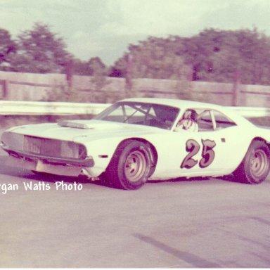 Columbia Speedway Pete Hamilton 1974