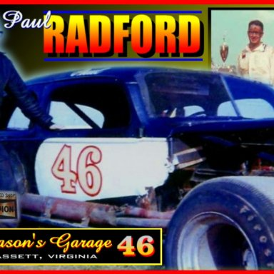 Paul Radford/Mason's Garage #46 photo comp by David Bentley This one's for Kerry Viar