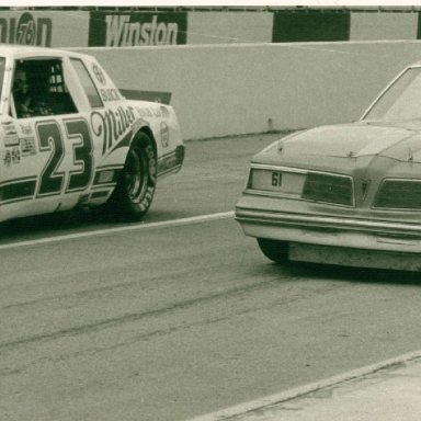 Glenn Sears and Davey Allison