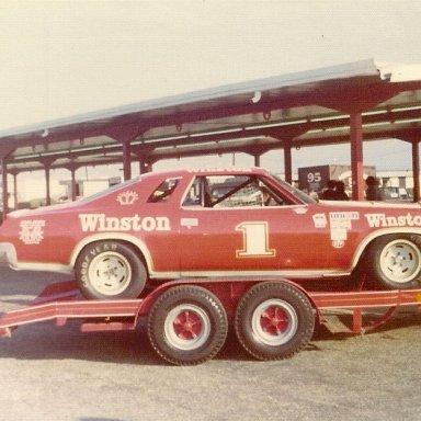 Winston Show Car - 70's