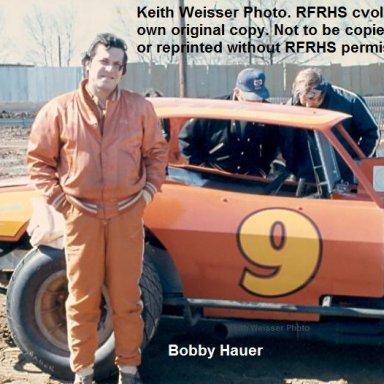 #9 Bobby Hauer
