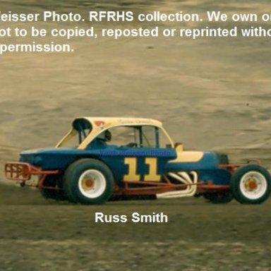 #11 Russ Smith