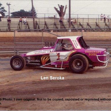 #1 Lenny Seroka