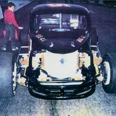 William Mason 45 coupe replica