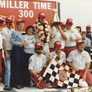 MILLER TIME 300 1983