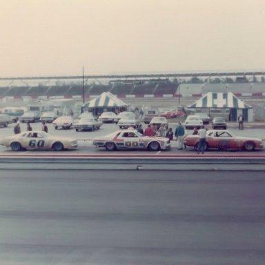 1975 Rebel 500 - Darlington