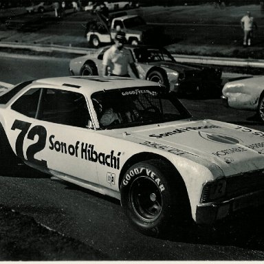 Kyle Petty Caraway late 70's
