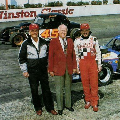Perk Brown, Clay Earles & Mike Stefanik.