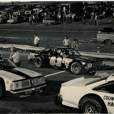 Jimmy Hensley @ Caraway '78