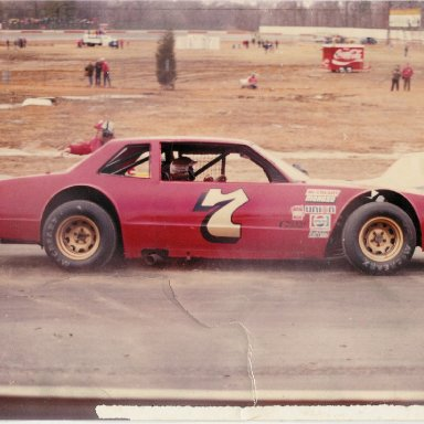 Morgan Shepherd Richmond '81