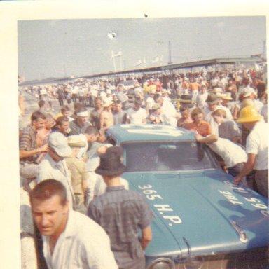 Richard Petty Car (2) Nov 1962