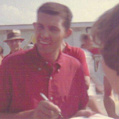 Richard Petty, October 1963