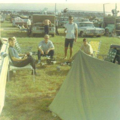 Infield, Oct 1969