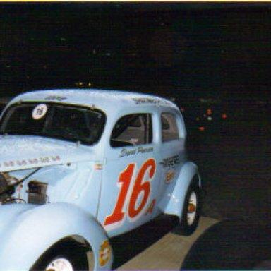 Car 16, David Pearson